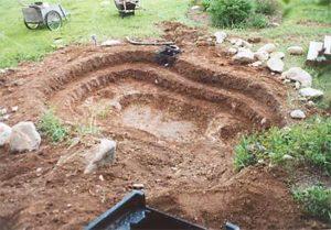 Jak zbudować staw w ogrodzie