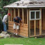 Jak samemu zbudować domek na działkę?