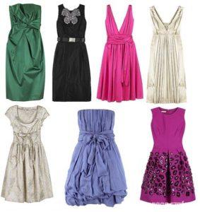 Fasony sukienek ciążowych