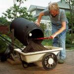 Jak zrobić kompostownik ogrodowy z beczki?