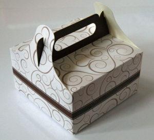 Wygodne pudełka na ciasta i torty