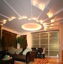 Rodzaje oświetlenia sufitowego