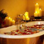 Jak przygotować romantyczną kąpiel?