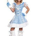 Jak zrobić strój Śnieżynki dla dziewczynki?
