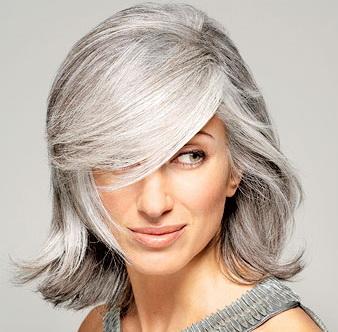 Jak farbować włosy na siwo?