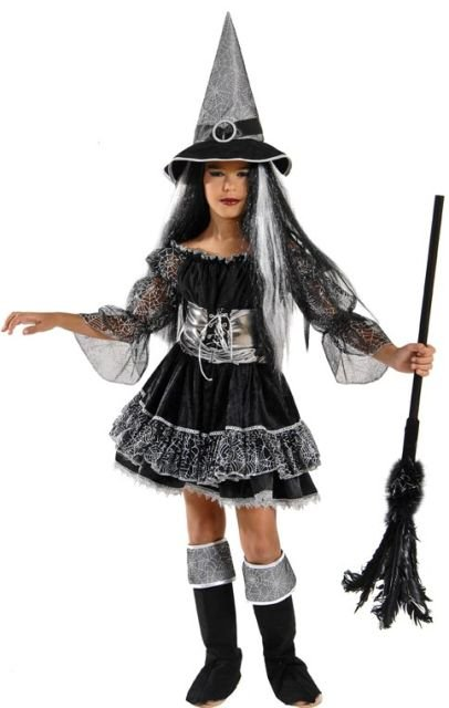 Kostium czarownicy dla dorosłych