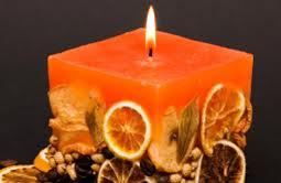 Jak samemu zrobić świeczkę zapachową