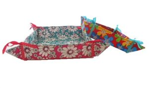 Fabric Basket Sewing pattern