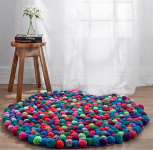 Jak samemu zrobić dywan?