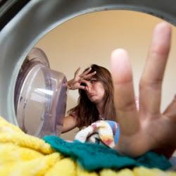 Jak wyczyścić pralkę w środku