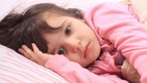 Jak leczyć bezsenność u dzieci