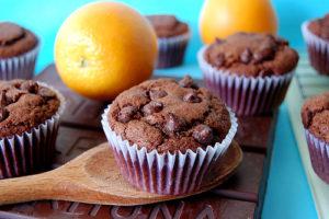 babeczki-z-czekoladą-i-pomarańczą